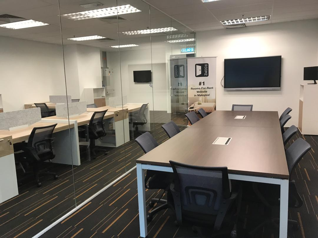 Strata Office Eco City Walking Distance to Mid Valley