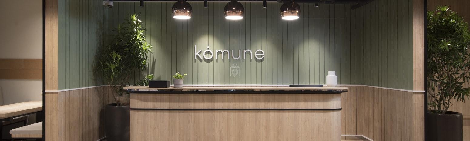Komune Coworking - KLCC