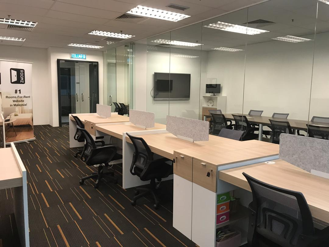Strata Office Eco City