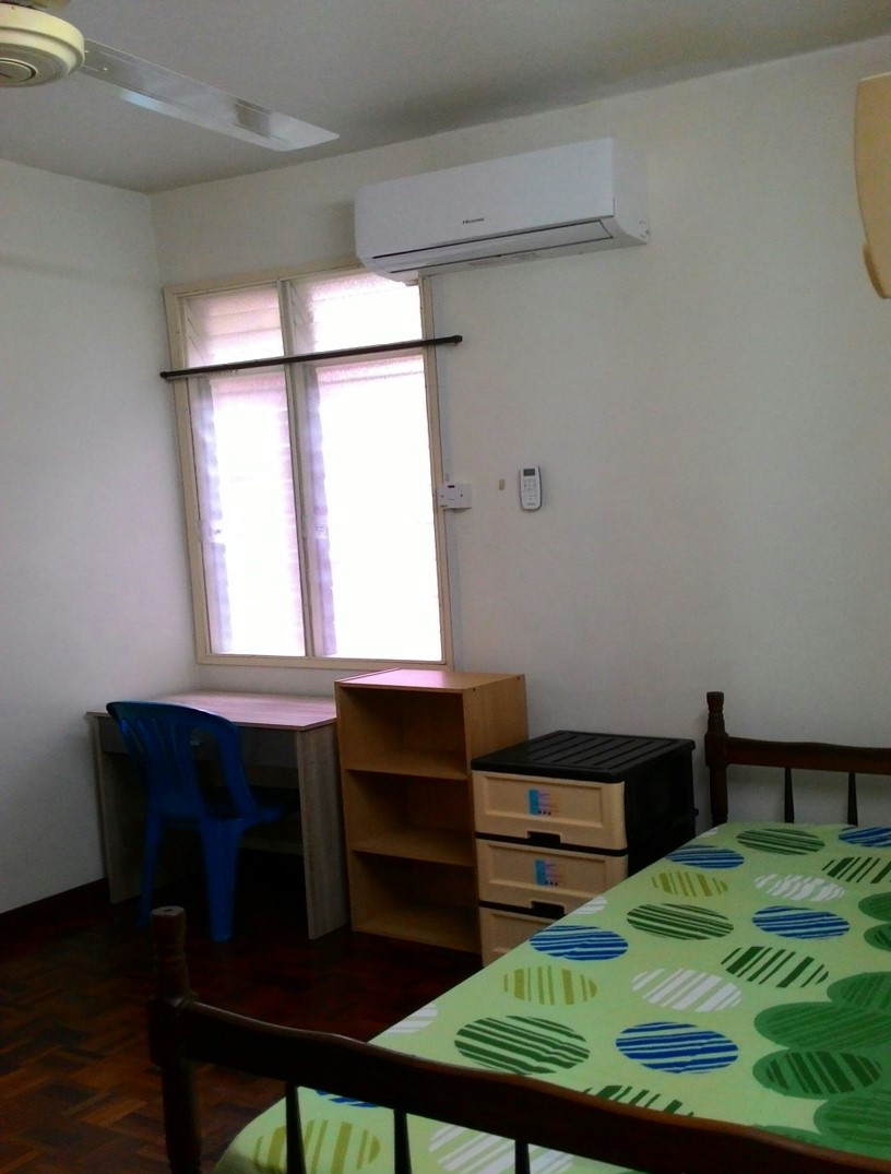 Furnished Room at Goodyear Court 1, USJ 6/1 - Available Only From Jan 1, 2020